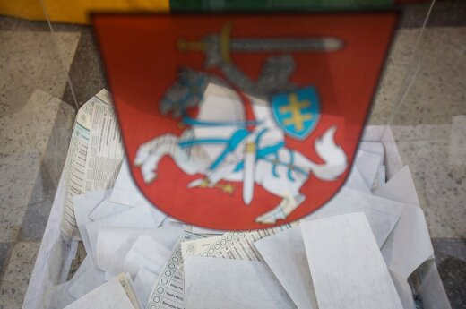 Conservative MP proposes constituency for expatriate Lithuanians
