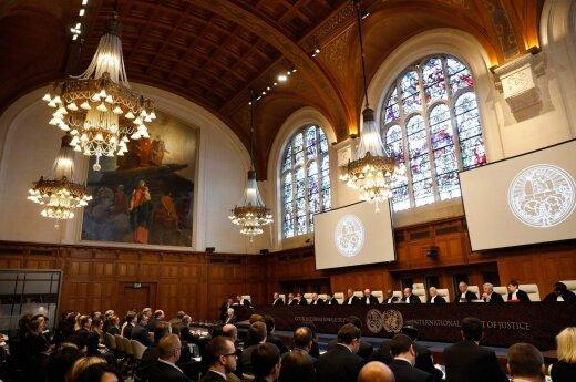 Украина раскрыла Международному суду ООН дипломатическую переписку с РФ