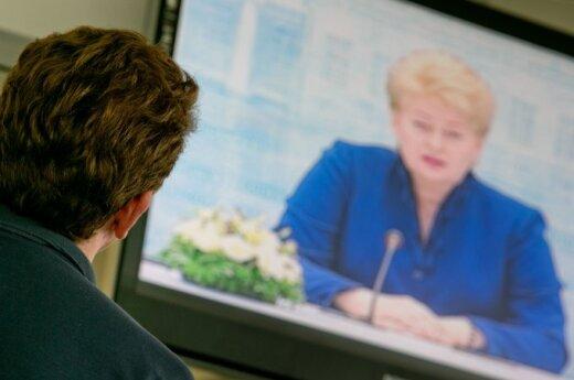 Janczys: Ogórki à la Dalia Grybauskaitė
