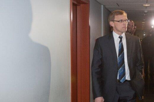 Бывший генпрокурор Литвы Валантинас сбил пешехода
