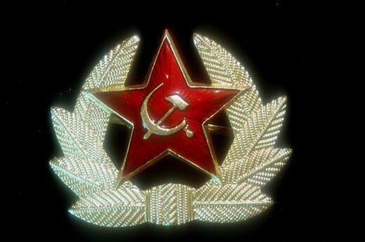 В Литву не пустили автомобиль с советской символикой
