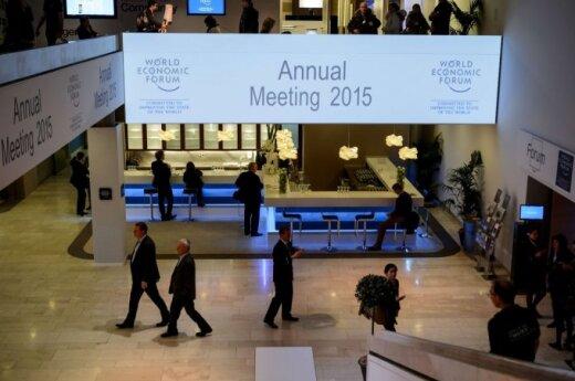 President Grybauskaitė in Davos: Major global companies show interest in Lithuania