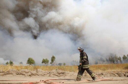 Россия: на Алтае сгорел поселок из 433 домов