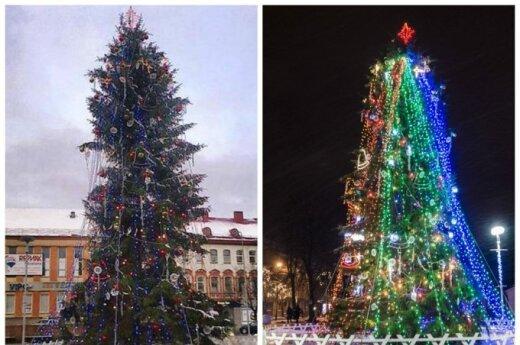 Panevėžio miesto Kalėdų eglutė