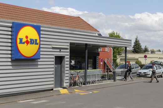 Lidl to open over 10 stores in Lithuania by July