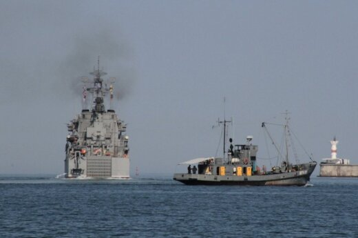Внезапные военные учения на юге РФ завершились боевыми стрельбами кораблей