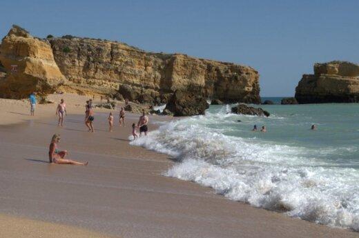 """Bobų vasaros ieškoti į """"pasaulio kraštą"""": Uolėtoji pakrantė"""