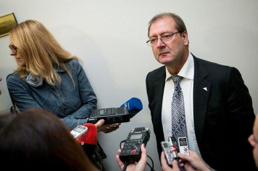 Успасских: я не давил, а спросил, будет ли писать заявление