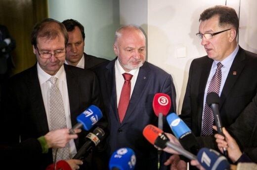 Butkevičius nie chce przepraszać, a Tomaszewski należeć do koalicji, na którą nie ma wpływu