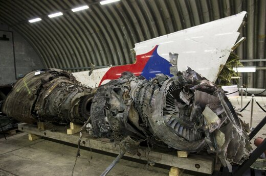 Lithuania's Linkevičius: Perpetrators of MH17 disaster must be brought to justice