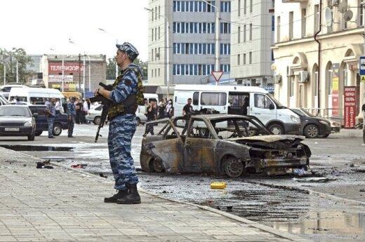 Rosja: Prywatne firmy wojskowe. W jakim celu?