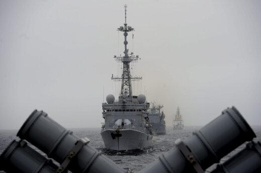 NATO-Russia confrontation 'real possibility' in Baltic Sea – Swedish general