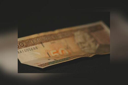 Litai, pinigai, banknotas