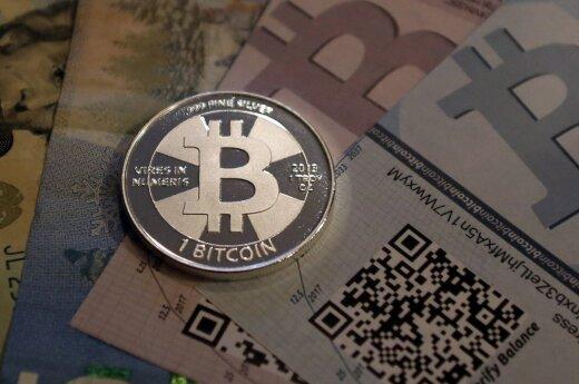 "Virtualus pinigas ""Bitcoin"""