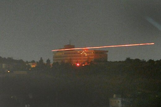 Kabule atakuotas viešbutis