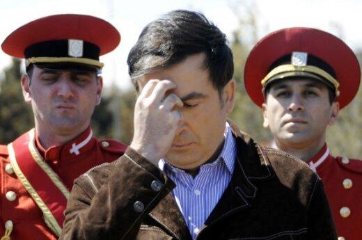 Саакашвили: Грузия готовится к большому прыжку