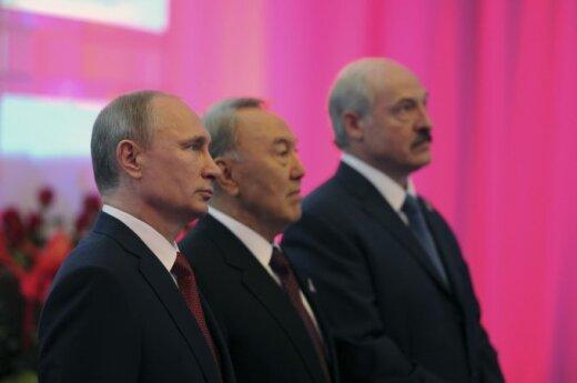 Путин обсудил введение Россией ограничений с Лукашенко и Назарбаевым