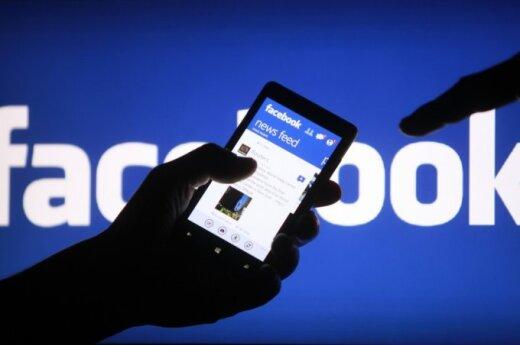 """Mėgstate skelbti asmeninę informaciją per """"Facebook""""? Tikriausiai esate vienišas"""