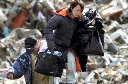 Japonia: Silne trzęsienie ziemi