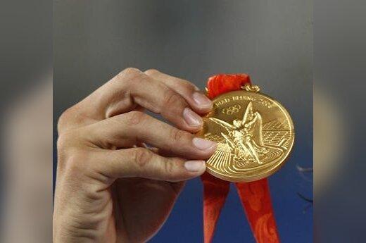 В Вильнюсе появится аллея Олимпийской славы