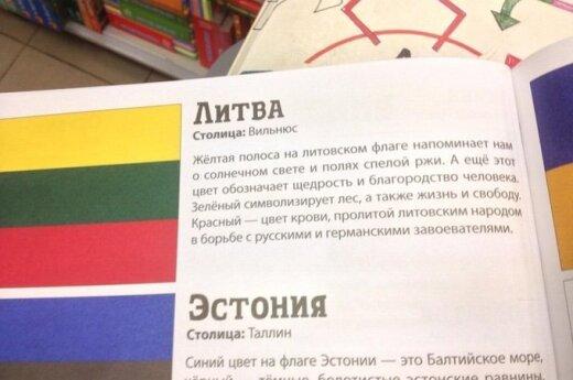 Znaczenie czerwonego koloru na fladze Litwy rozgniewało rosyjskiego deputowanego