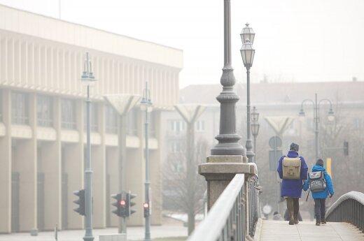 Orai: džiugins sniegas ir šaltukas