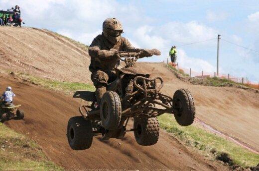 Dolomito kasykloje vėl gaudė motociklų varikliai