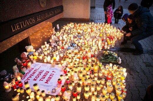 Skaitytojos kaltinimas Lietuvai: mes visi nesugebėjome išsaugoti keturmečio