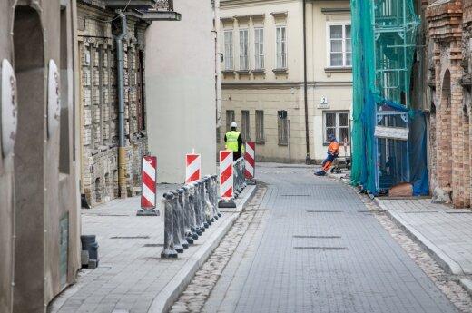 Мэрия планирует ограничить движение в Старом городе столицы