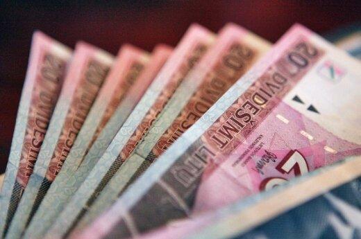 Жители дали государству в долг еще 471 000 литов