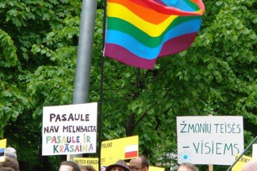 Vilniaus meras sako nematantis problemų leisti kitąmet sostinėje rengti Baltijos šalių gėjų paradą