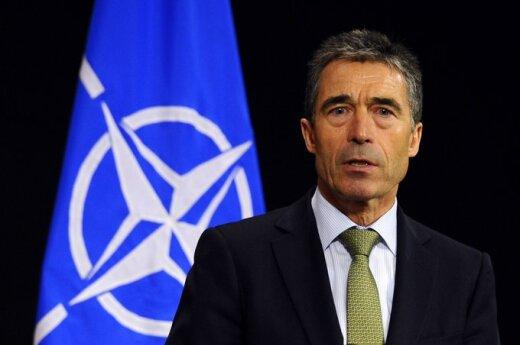 Sekretarz Generalny NATO odwiedzi Litwę
