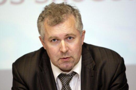 """Анушаускас: """"теневые"""" деньги выделяют и на партии, и на получение помощи ЕС"""