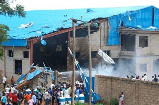 Боевики расстреляли толпу молящихся христиан в Нигерии: 16 жертв