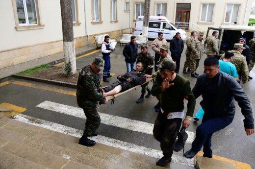 Азербайджан: в Нагорном Карабахе за сутки погибли трое военных