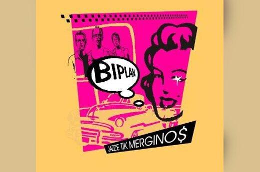 """""""Biplan"""" viršelis"""