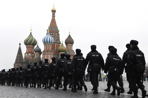 Neramumai Maskvoje
