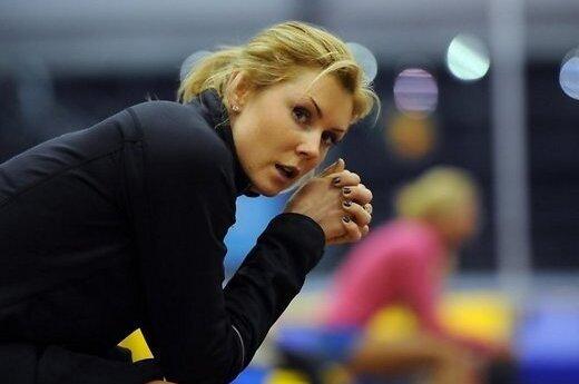 Латвийской спортсменке не хватило до бронзы сантиметра