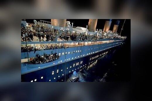 """""""Титаник в 3D"""" выйдет на столетний рубеж катастрофы"""