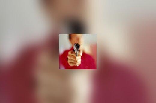 pistoletas, šauti, ginklas
