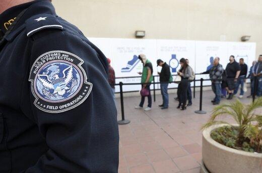 JAV griežtina vizų išdavimą