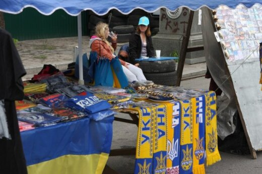 Lithuanians support government position on Ukraine, survey shows