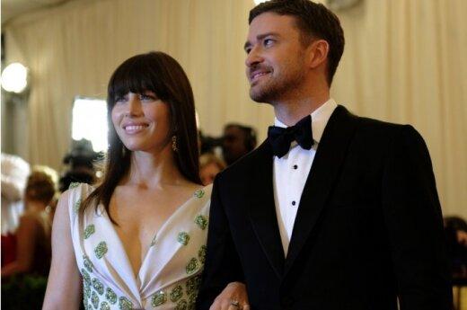Justin Timberlake poślubił Jessikę Biel