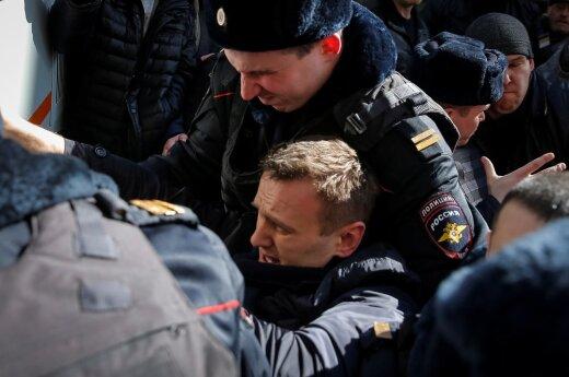 Arrest of Alexei Navalny