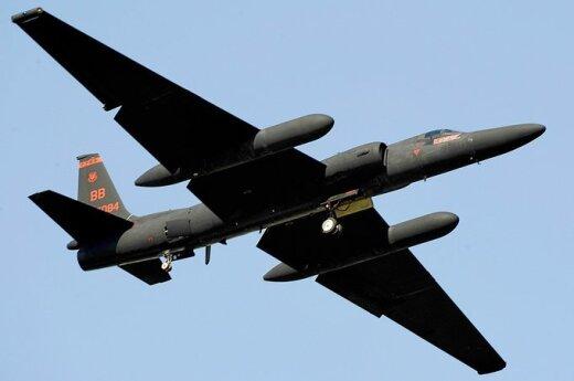 """Žvalgybinis lėktuvas Lockheed U-2 """"Dragon Lady"""" (liet. Drakonė), JAV KOP nuotr."""
