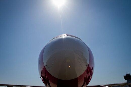 Avia Solutions Group уходит из бизнеса чартерных полетов