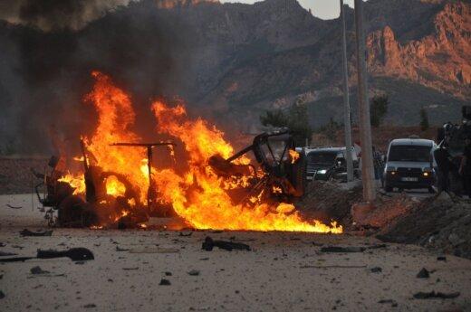 Turcja: Zginęło 7 przedstawicieli sił bezpieczeństwa