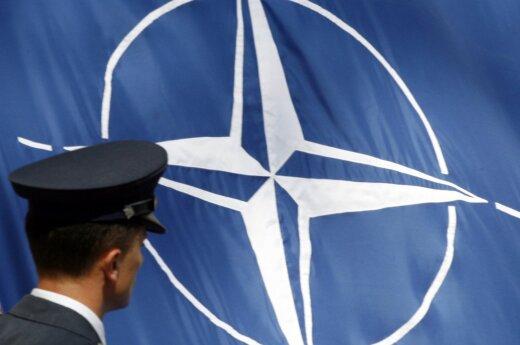 В Шяуляй задержан пьяный капитан миссии воздушной полиции НАТО