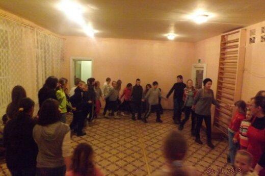 Adventinė vakaronė Naujuosiuose Valkininkuose