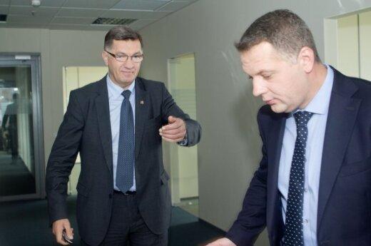 Butkevičius: Jeśli sąd udowodni winę, to może powstać nowa koalicja